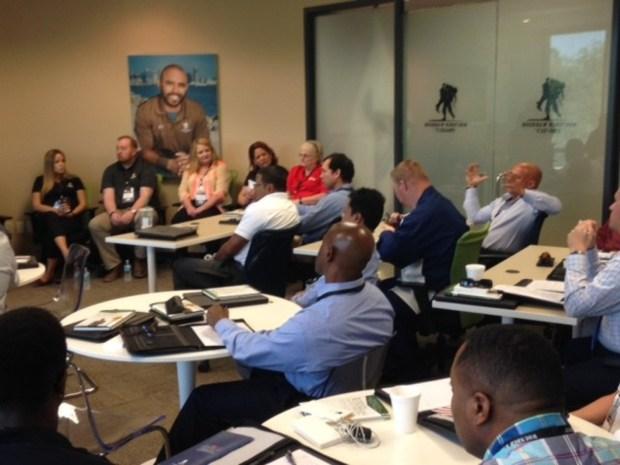 WWP Tampa Job Event