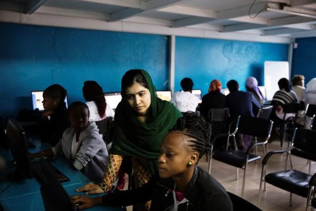 Celebrity Cruises Malala Fund