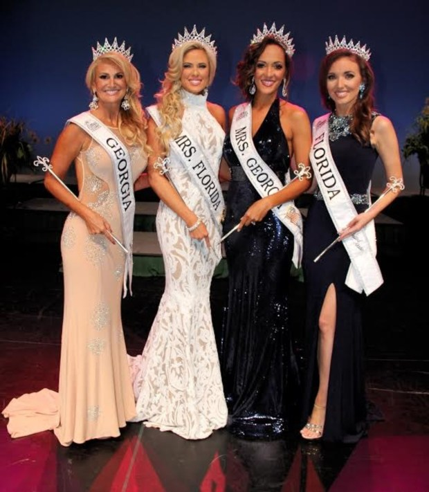 Megan Washington and other state queens
