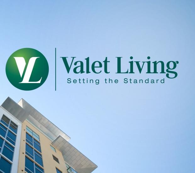Valet Living Logo
