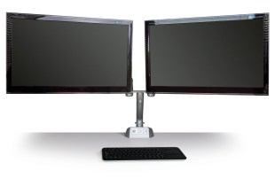 King Cobra with Dual Monitors (PRNewsfoto/Symmetry Office)