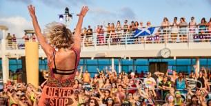 High demand brings annual Zumba Cruise® back for its third year! (PRNewsfoto/Zumba Fitness)