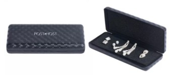 The Post Host Travel Earring Case (PRNewsfoto/The Post Host LLC)