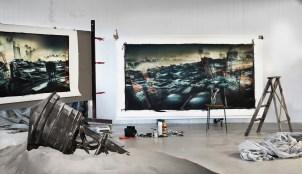 The Brave Frontier, Jacob Felländer (PRNewsfoto/The Museum of Contemporary Art)