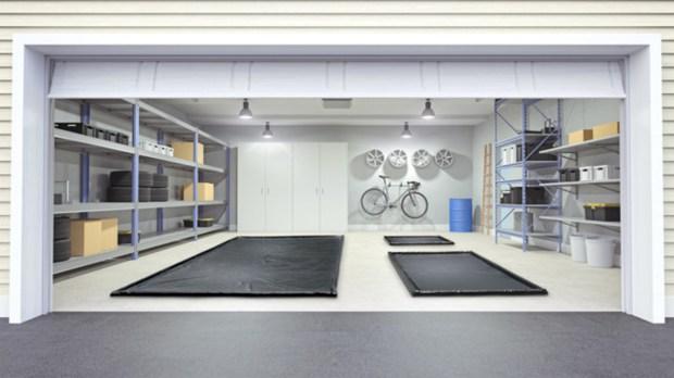 UltraTech International - Garage Barrier