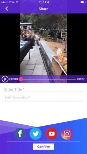 My Quik Vid Video Sharing and Editing App (PRNewsfoto/Wynntech Apps)