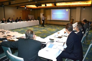 WorldCity Founder Ken Roberts discusses e-commerce trends (PRNewsfoto/Miami International Airport)