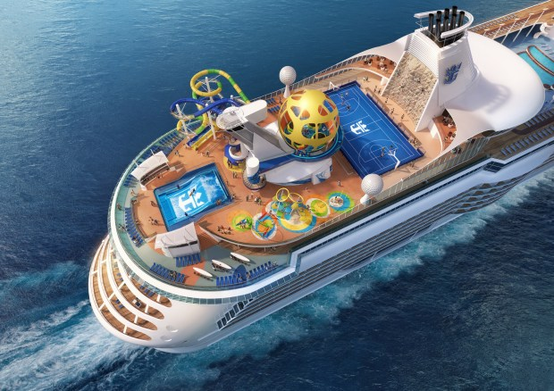 Royal Caribbean International Adventure