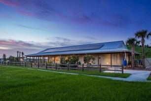 Carlson Studio Architecture and Sarasota Audubon achieve Zero Net Energy (PRNewsfoto/Carlson Studio Architecture)