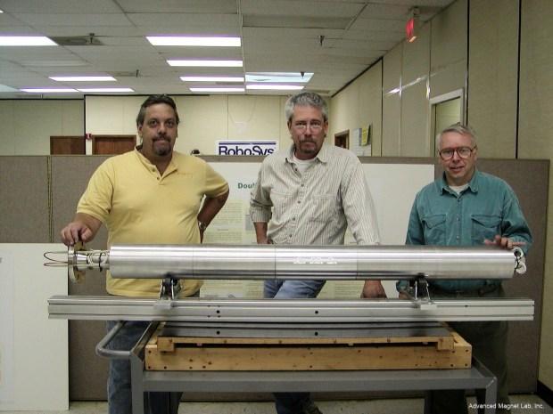 AML Superconductivity Team
