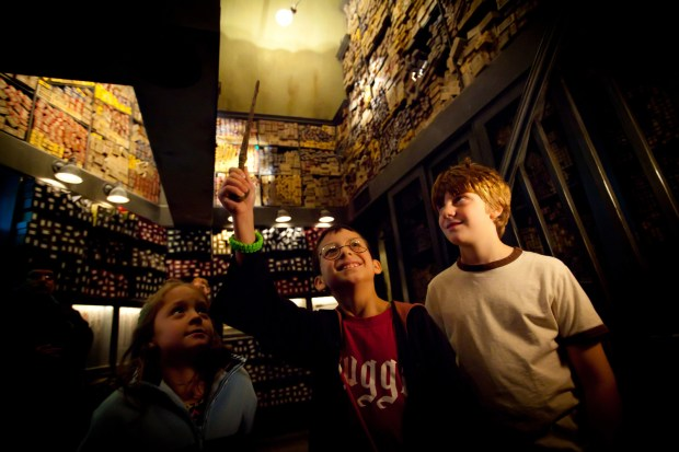 Visit Orlando Harry Potter Wand Shop