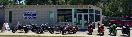 "Midtown Motors of Daytona. ""The One Stop Cycle Shop"" (PRNewsfoto/Midtown Motors)"