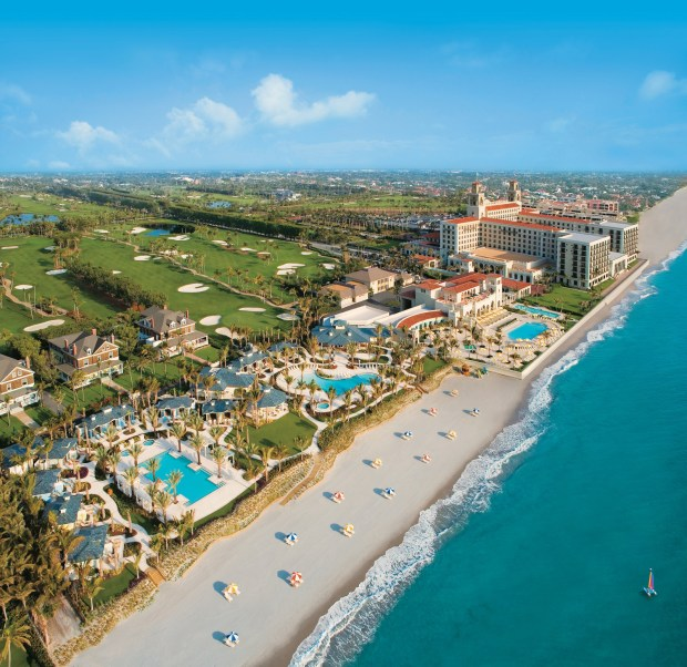 The Breakers Palm Beach summer promo