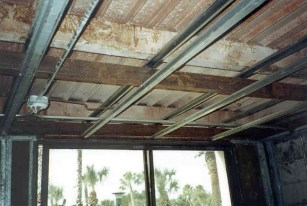 The recent increase in modular construction has brought with it a bigger risk of mold and moisture problems, especially in the warm and humid Southeast. (PRNewsfoto/Liberty Building Forensics Group)
