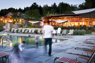 Topnotch Resort in Stowe, VT is a perfect spot for family getaways. (PRNewsfoto/Topnotch Resort,Caravelle Hotel)