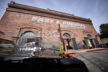 Fast & Furious – Supercharged at Universal Studios Florida invites guests to live the excitement they've seen on the big screen in a high-octane ride experience where they will become part of the Fast family. (photo courtesy of Universal Orlando Resort) (PRNewsfoto/Visit Orlando)