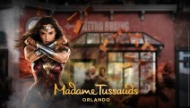 "Madame Tussauds Orlando's ""Justice League: A Call for Heroes"" will allow guests to jump in on the action as a loyal sidekick to Gal Gadot's Wonder Woman, Henry Cavill's Superman and Ben Affleck's Batman. (photo courtesy of Madame Tussauds Orlando) (PRNewsfoto/Visit Orlando)"