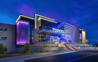Topgolf in Centennial, CO (PRNewsFoto/Topgolf)