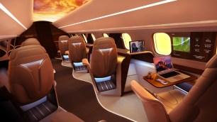 AURA, the future of air travel takes off in 2019. (PRNewsfoto/ZED Aerospace)