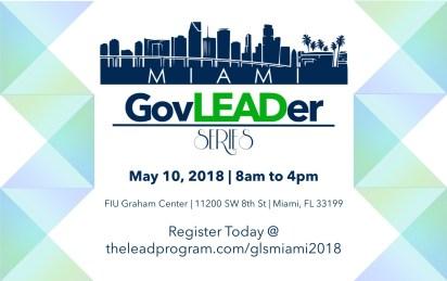 GLS Miami Info Square (PRNewsfoto/The LEAD Program)