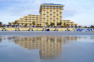 The Shores Resort & Spa is a beachfront resort in Daytona Beach, FL. (PRNewsfoto/The Shores Resort & Spa)