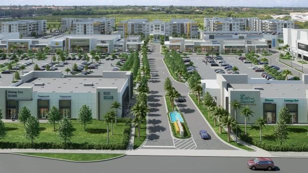Uptown Boca Raton Development