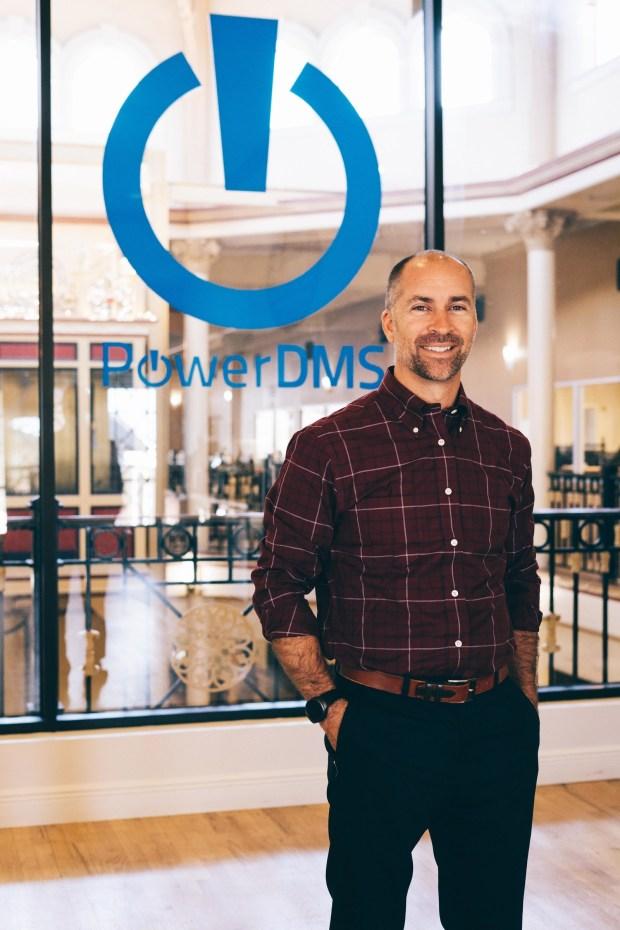 PowerDMS David DiGiacomo CEO