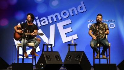 Dan and Shay Diamond Concert