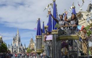 Disney Dreamers Academy at Walt Disney World Resort (PRNewsfoto/Walt Disney World Resort)