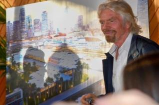 Richard-Branson-Announces-New-PortMiami-Terminal