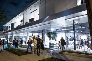 Poltrona Frau Grand Opening Event in West Hollywood