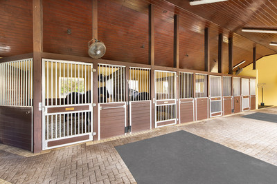 Platinum Luxury Auctions LLC - Horse Barn