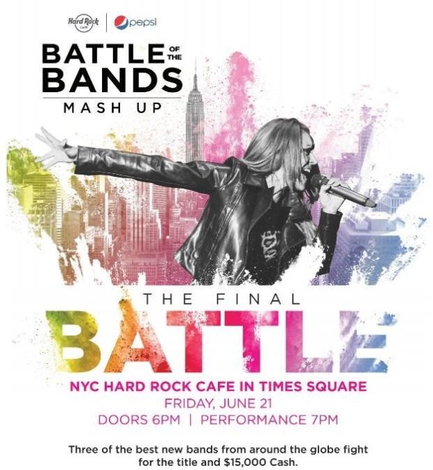 Hard Rock International Battle-of-the-Bands 2019