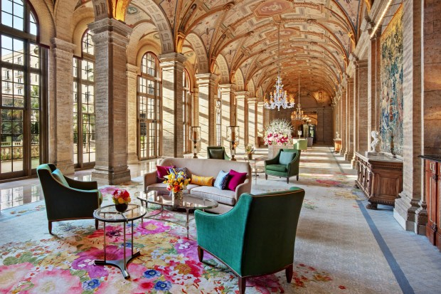 The Breakers Palm Beach - iconic lobby