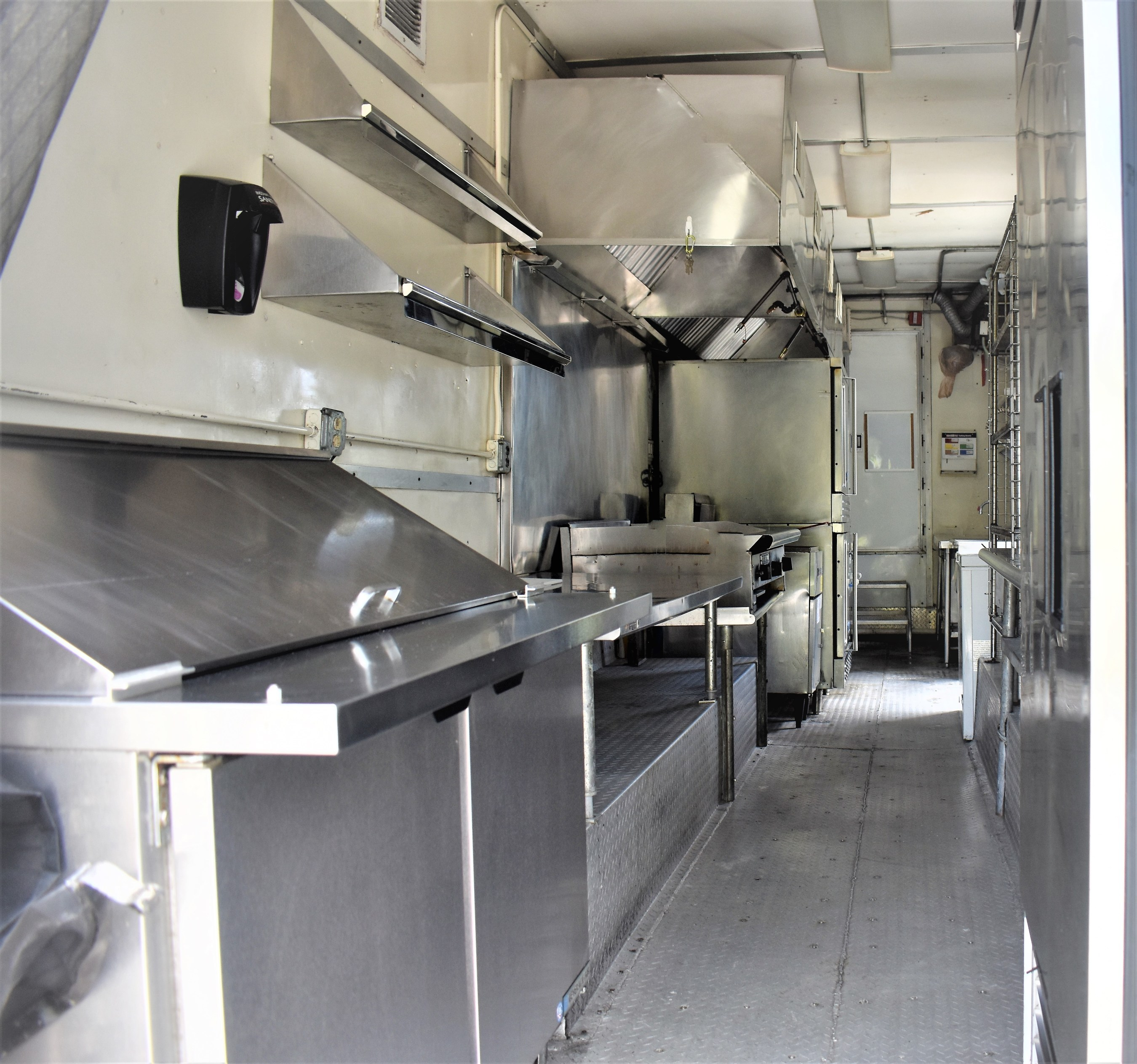 Banyan Cay Resort and Golf Mobile Kitchen