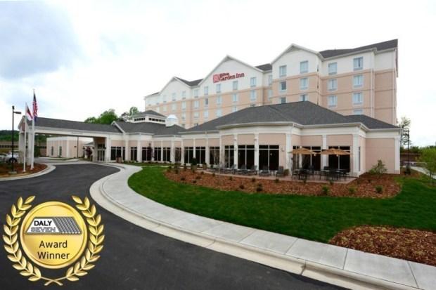 HGI - Hilton Award