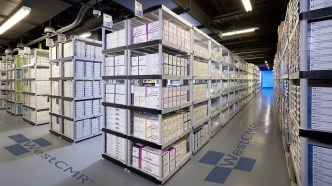 150,000 in-date surgical supplies in 27,000 sq ft warehouse at WestCMR. Credit: Rob Harris