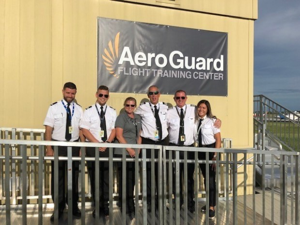AeroGuard Flight Training Center