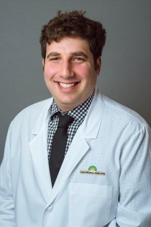 Dr. Evan Bergmann of Cohen Medical Associates