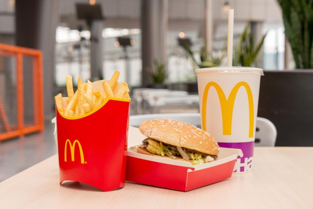McDonald's Celebrates Healthcare Workers and First ...